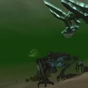 Newland Desert Aliens